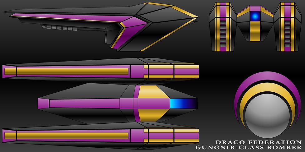 Gungnir Bomber