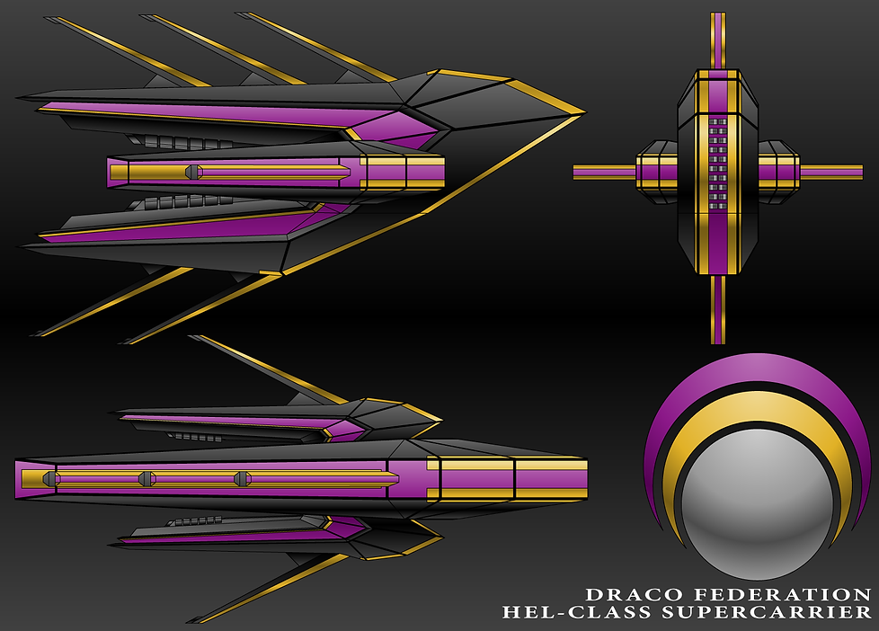Hel Supercarrier