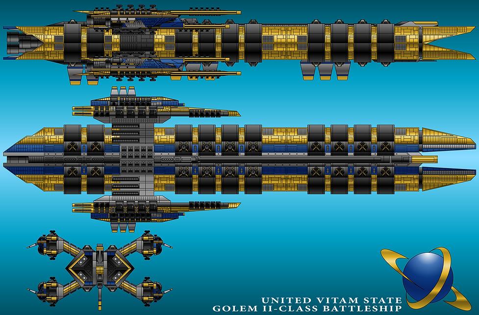 Golem 2 Battleship