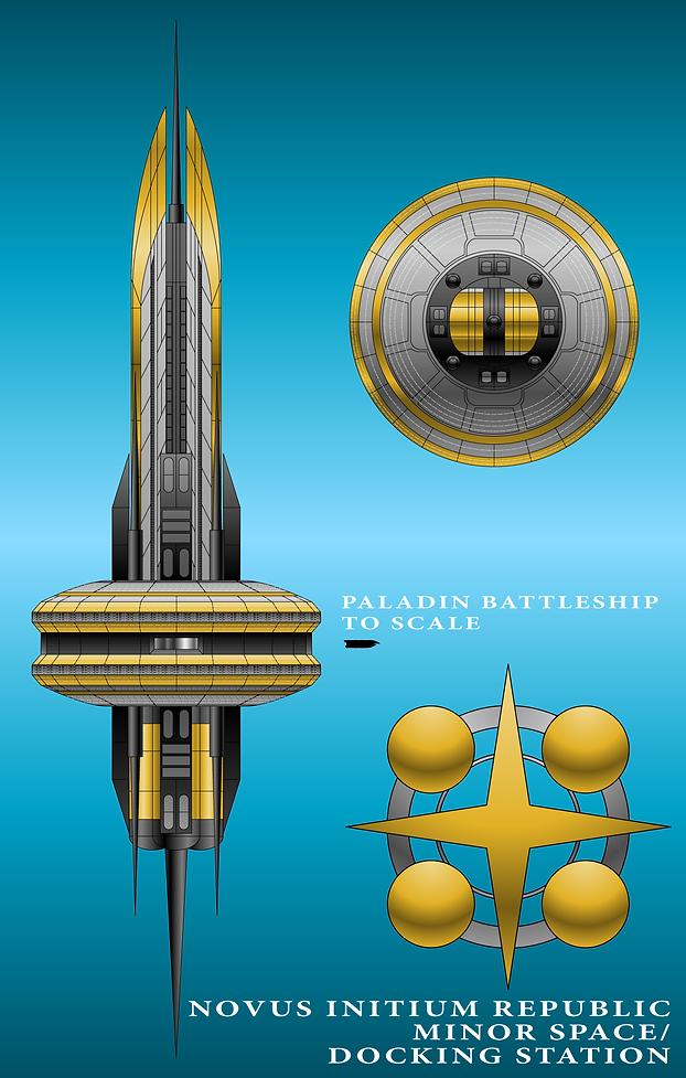 Novus Initium Republic Minor Station