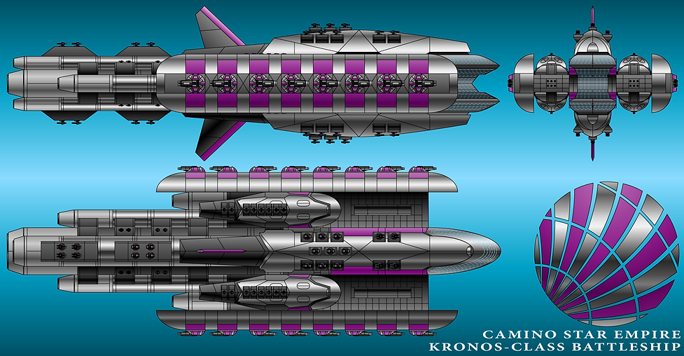 Kronos Battleship