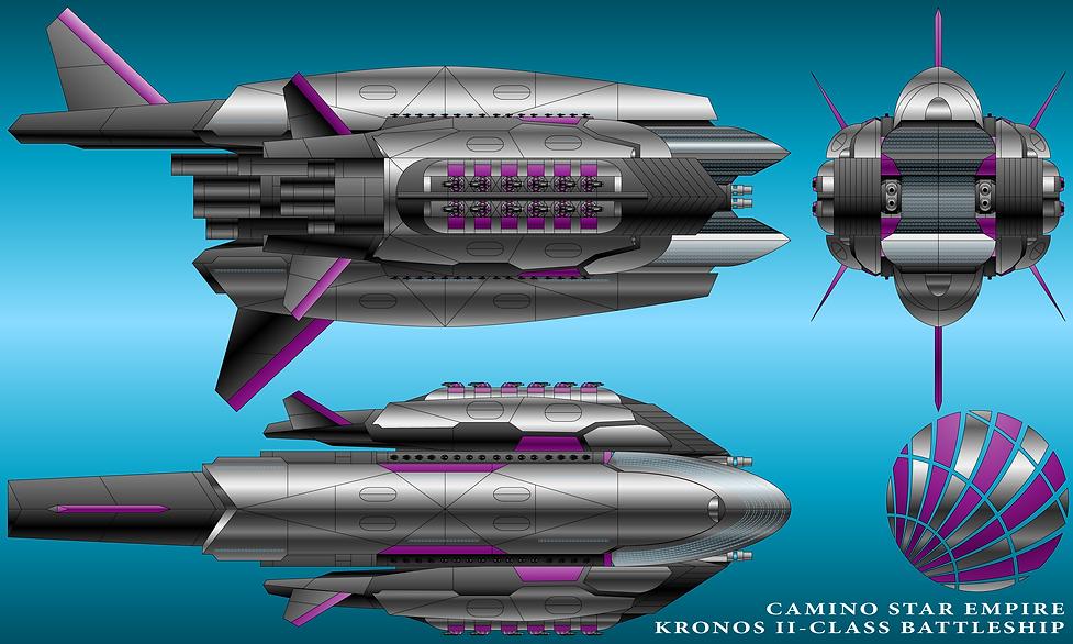 Kronos II Advance Battleship