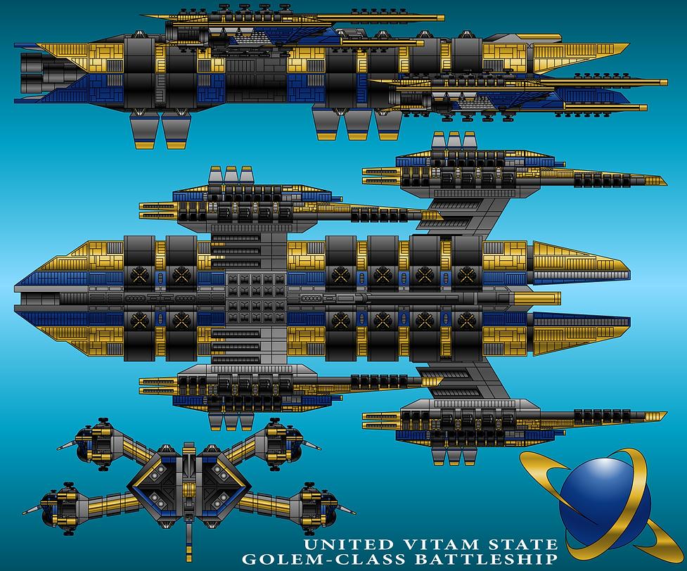 Golem Battleship