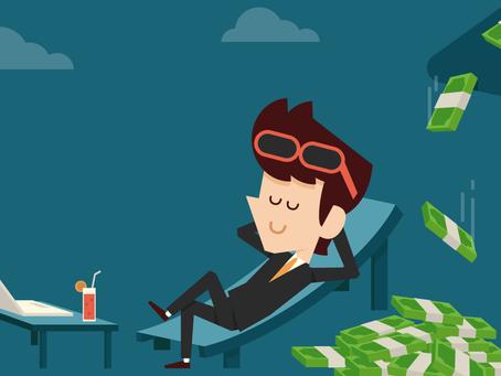 Hur skapar du ENKLA passiva inkomster snabbt?
