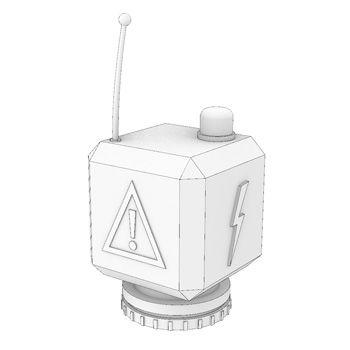 Externt batteri