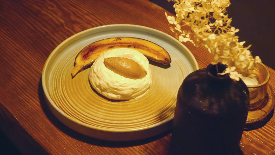 Tonka Creme l Haselnuss l Banane