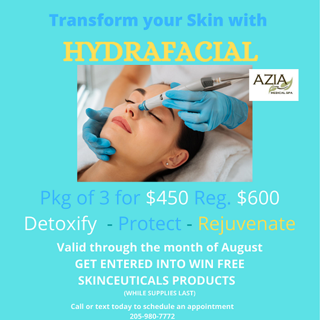transform your skin with HydraFacial (4)