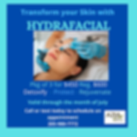 transform your skin with HydraFacial (3)