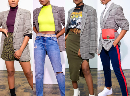 ALL HAIL THE BLAZER – 4 Ways to Wear it - Style Video Inside!