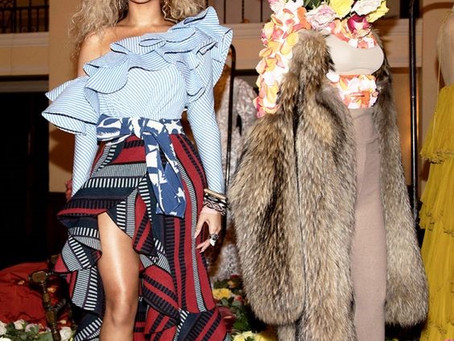 TAKING A SECOND LOOK AT BEYONCE'S STYLE: SHE CAN DO NO WRONG!