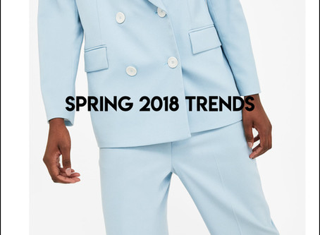REACH YOUR WARDROBE GOALS, ONE TREND AT A TIME!