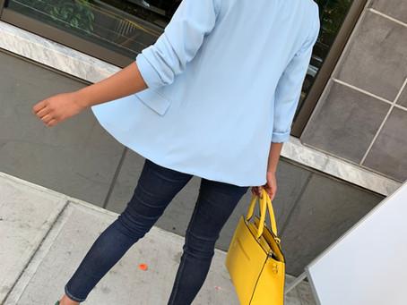 HOW TO NAVIGATE IN-BETWEEN DRESSING