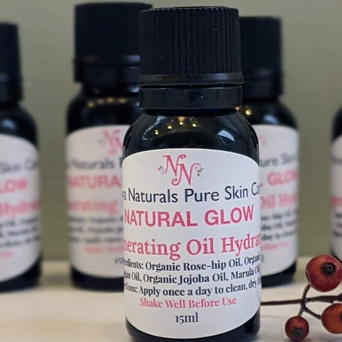 Natural Glow Regenerating Oil Hydration