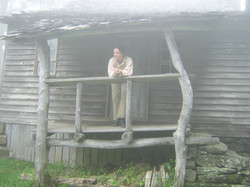 Henry at the cabin.jpg
