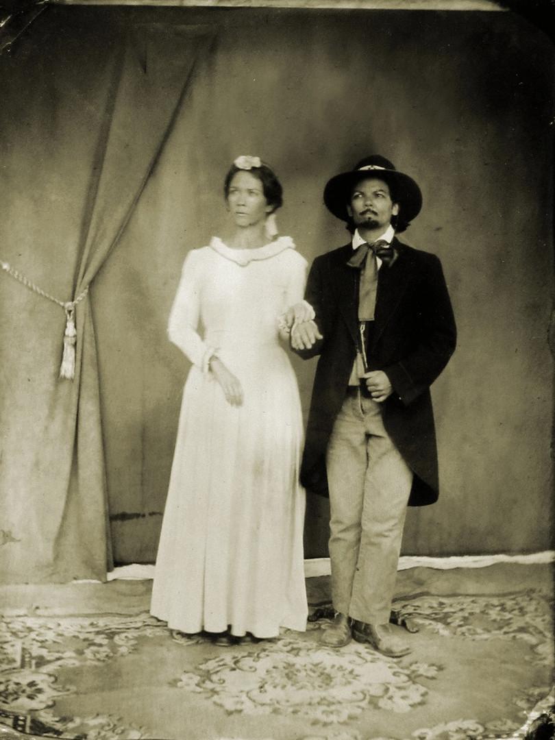 Henry and Virginia - Wedding