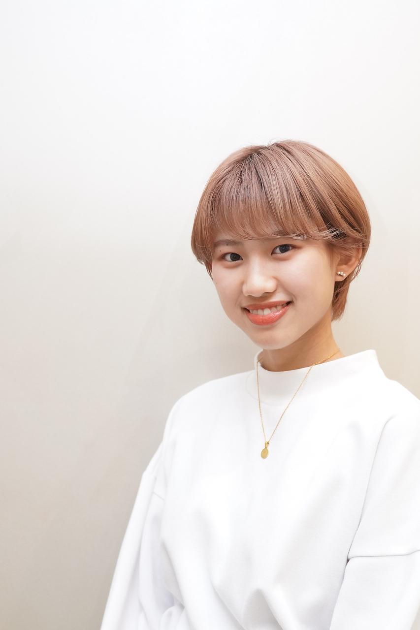 Kasumi 2020年ミエヘアアーチストアカデミー卒