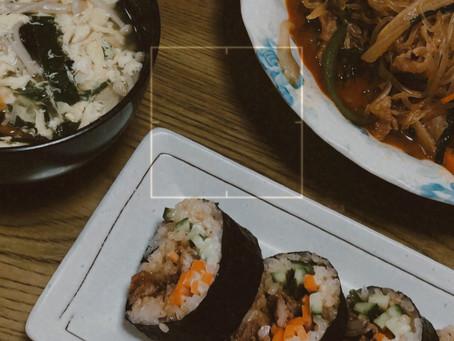 韓国料理!(^^)!