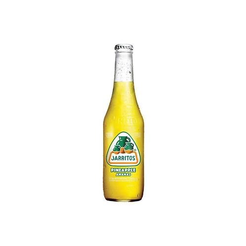 Jarritos Pineapple Glass Bottle 370 ml
