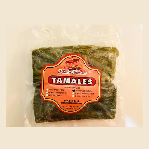 Tamales - El Sazon Mexicano