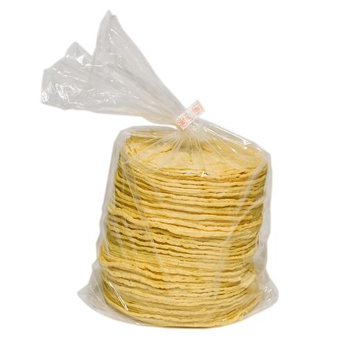 Tortillas Amarillas - Hacienda de Gutierrez - 2 Kg