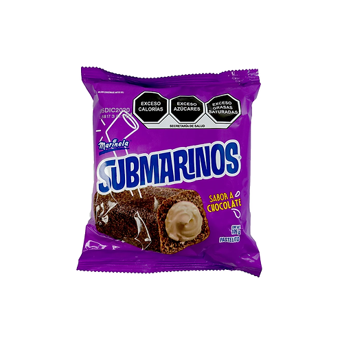 Submarinos Marinela Chocolate 105 g