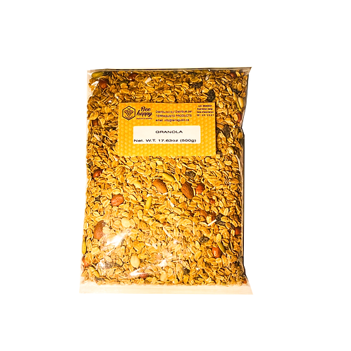 Granola Bee Happy 500 gr