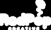 Logo RedPop Creative White