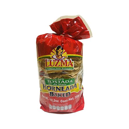 Tostadas - Luzma