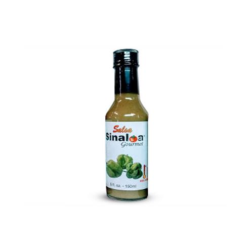 Salsa Gourmet Sinaloa - Habanero verde 150 ml