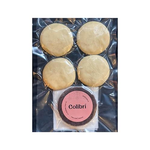 Conchas Kit - Colibri - 4 pieces