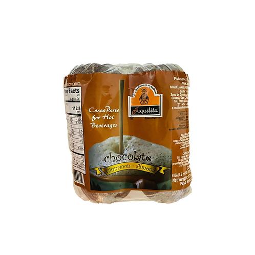 Chocolate Juquilita Cinnamon-Almond 500 g