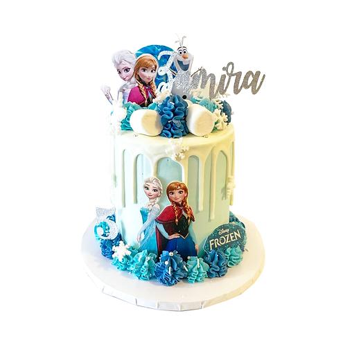 Dream Cakes - Frozen