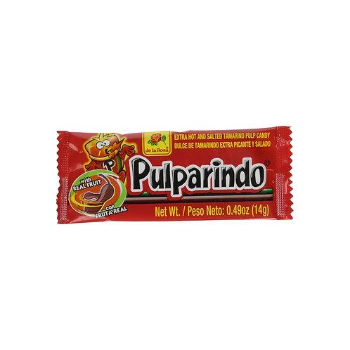 Pulparindo Extra Spicy La Rosa 1 pc