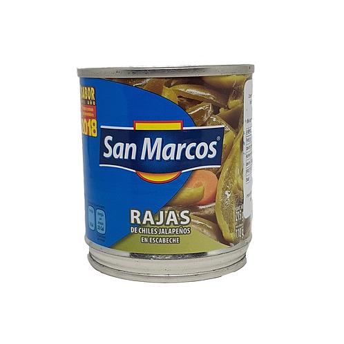 Rajas San Marcos
