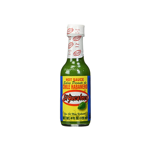 El Yucateco - Habanero Green Hot Sauce