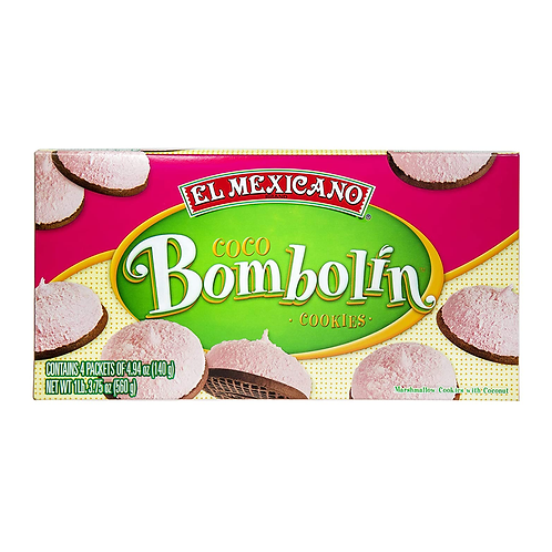 Galletas Coco Bombolin