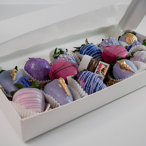 GEORGEOUS Chocolate Covered Strawberries