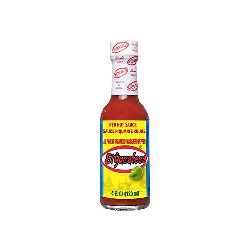 El Yucateco - Habanero Red Hot Sauce