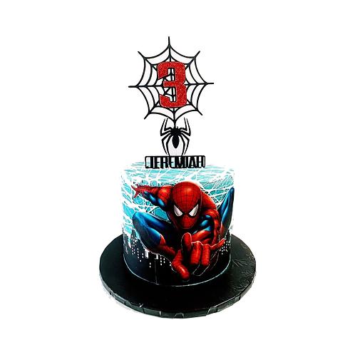 Dream Cakes - Spiderman