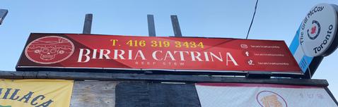 Birria Catrina
