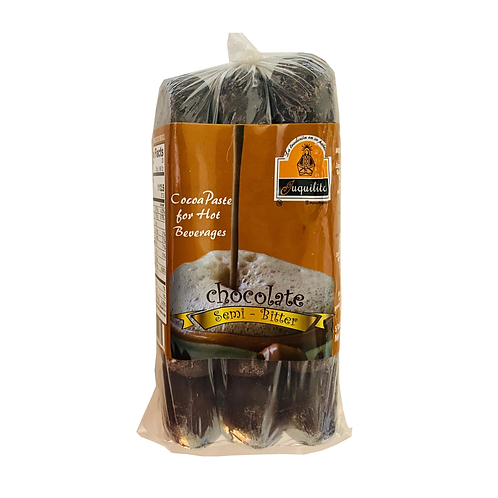 Chocolate semi-amargo Juquilita 500 g