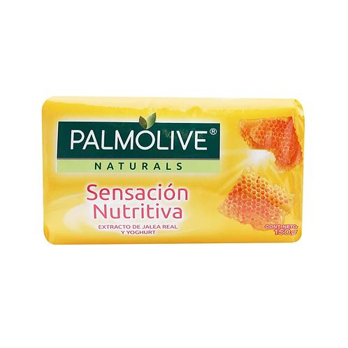 Jabon de Bano Palmolive Extracto de Jalea Real y Yogurt 150 g