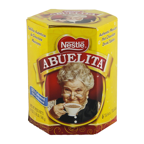 Chocolate Abuelita - Box with 6 pc
