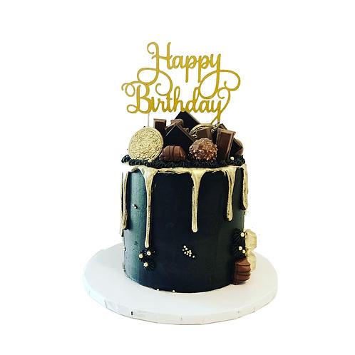 Dream Cakes - Golden Gentleman