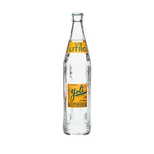 Refresco Yoli - Glass bottle 1/2 L