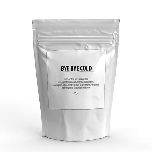 Bye Bye Cold Tea 50 g by Purple Connection