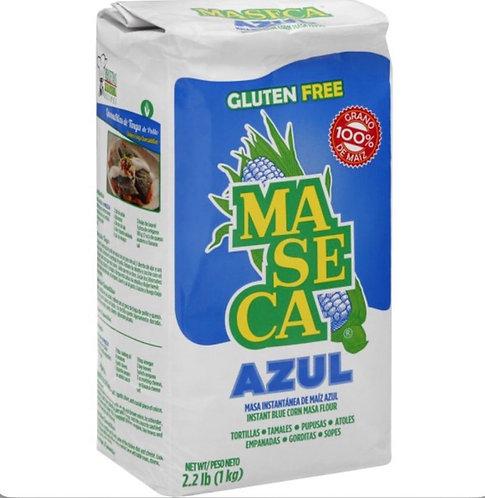 Harina de Maiz Azul - Maseca