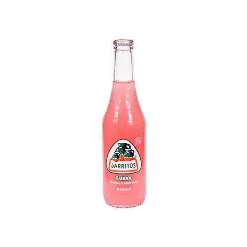 Jarritos Guava Glass Bottle 370 ml