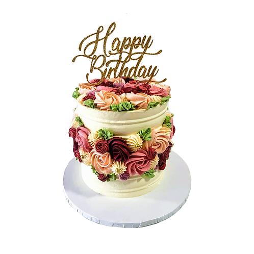 Dream Cakes - Rose Garden
