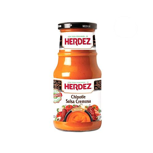 Herdez Chipotle Roasted Sauce - 15.3 oz